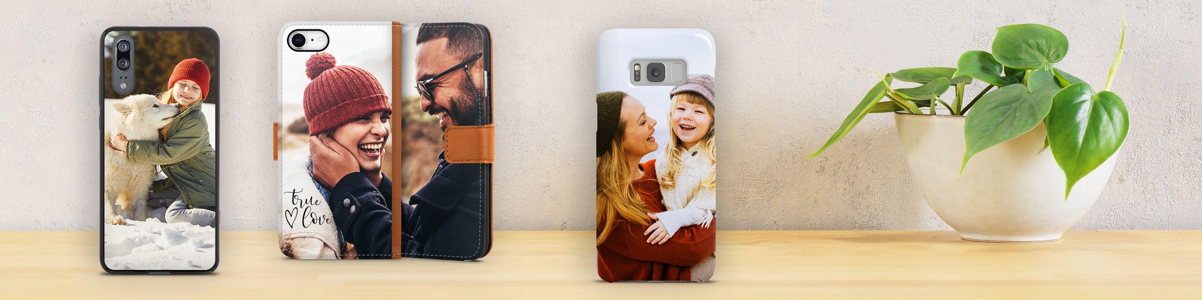 Handyhüllen mit Foto online selbst gestalten | CEWE