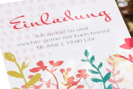 95 Geburtstag Karte Grusskarte Rosenstrauss Gluckwunsch Foliendruck