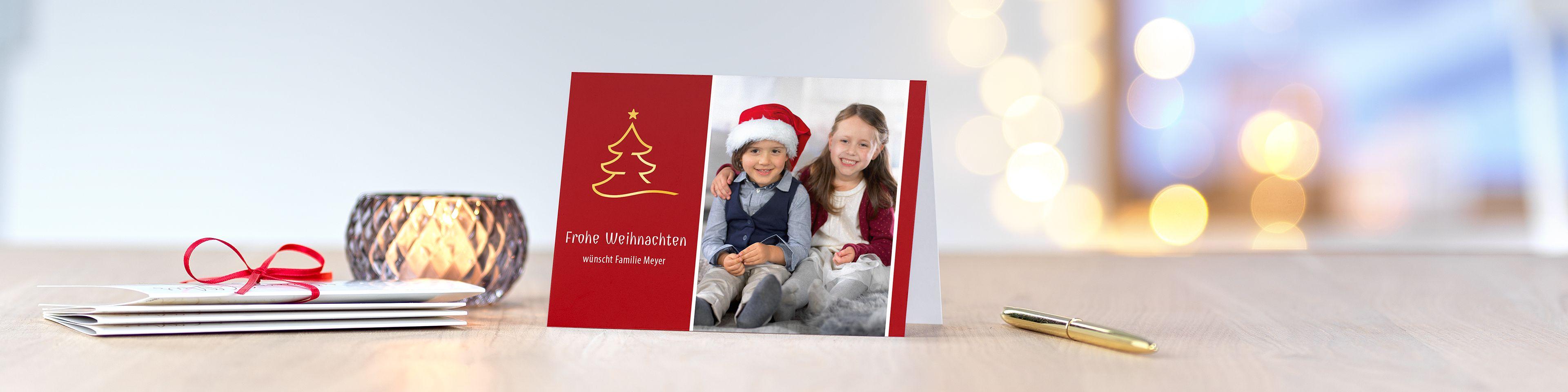 Cewe Weihnachtskarten.Individuelle Weihnachtskarten Online Selber Gestalten Cewe