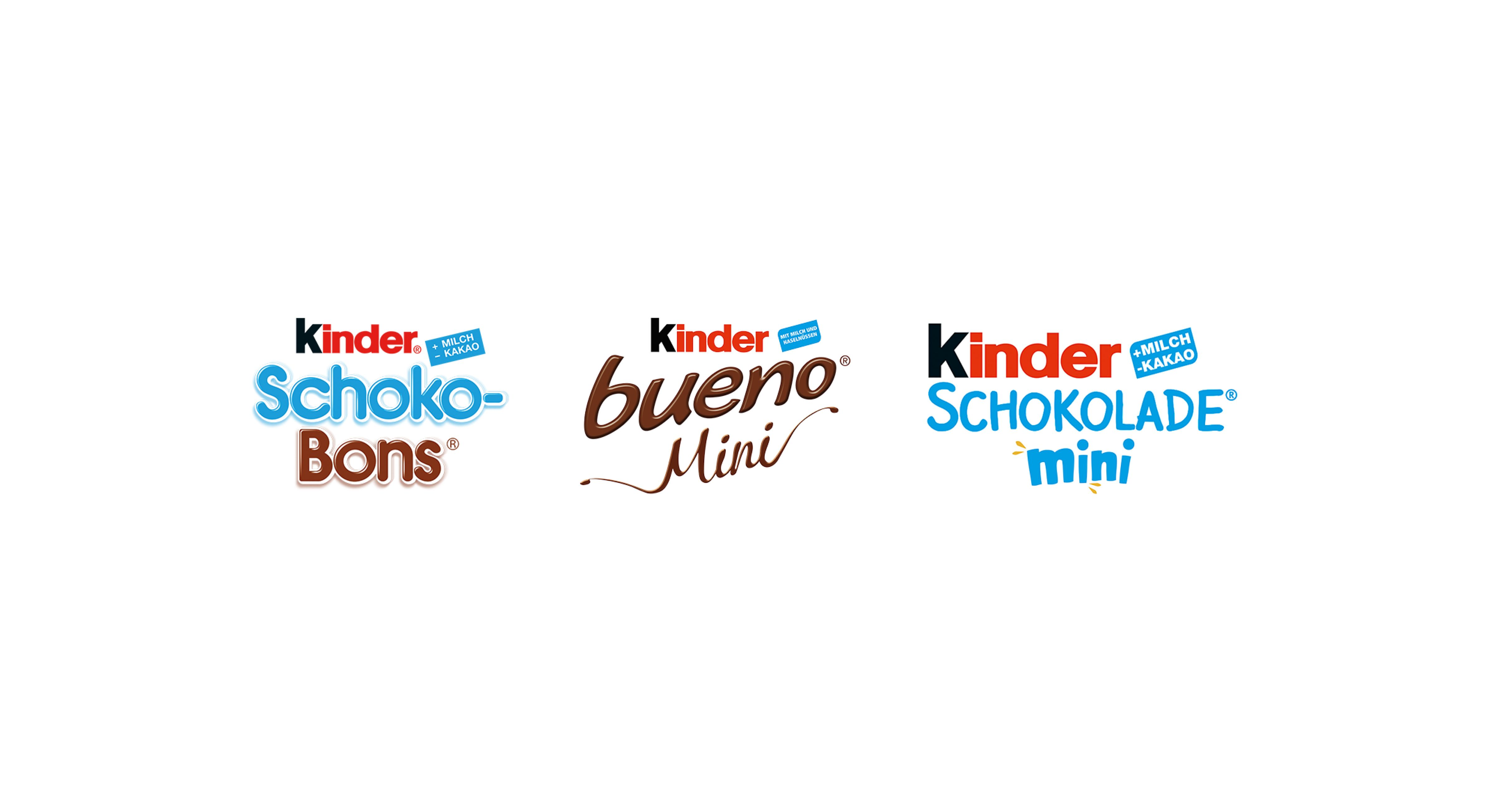 Schoko Adventskalender Mit Produkten Von Kinder Gestalten